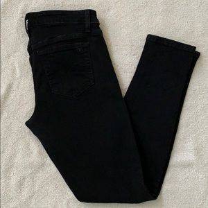 Joes 'The Skinny' Black Jeans Womens Size 31